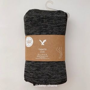 American Eagle Fleece-Lined Tights